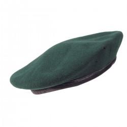 ÖBH  Barett dunkelgrün (Gebraucht)