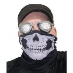 "Schlaufenschal/Multifunktionstuch ""Skull"""