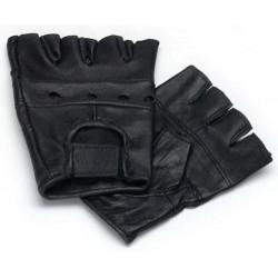 Leder Handschuhe/Fingerlinge