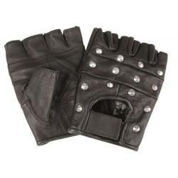 Leder Handschuhe/Fingerlinge (Neu)