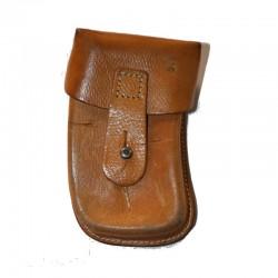 CZ/serbische Magazintasche Leder einfach