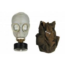 Russ. Gasmaske GP5  (gebr.)