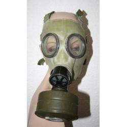 """Jugosl. Schutzmaske""""M1"""" mit Zubehör (neuw.)"""