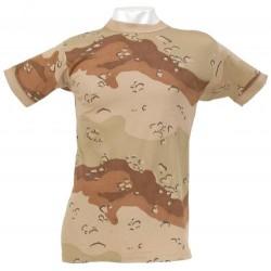 T-Shirt 6 colour desert tarn